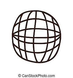 Globale Netzwerksphäre