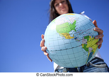Globale Reise