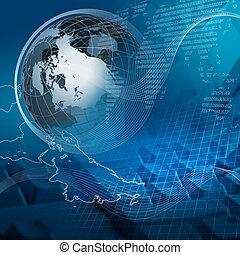 Globale Technologie.