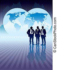 Globales Geschäft