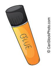 Glue-Röhre