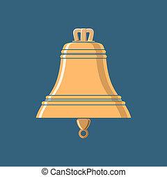 Gold Bell , Schippausrüstung.