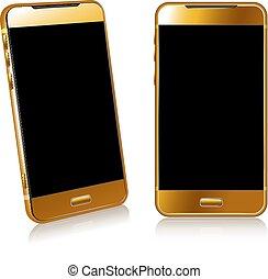 Gold Handy Smart Handy.
