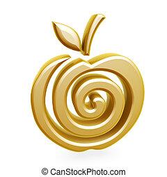 Goldapfelsymbol