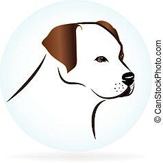 Golden Retriever Hundeport-Logo.
