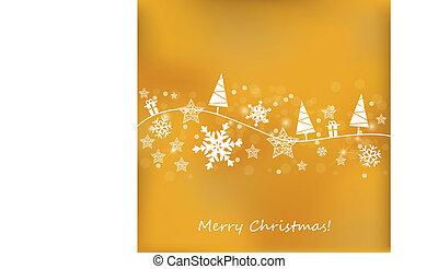 Goldene Weihnachtsgeschichte