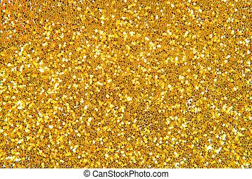 Goldener Gleiter Hintergrund.