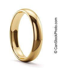 Goldener Ring.