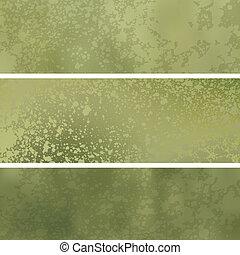Goldgrange Hintergrund mit Raum für Text. EPS 8