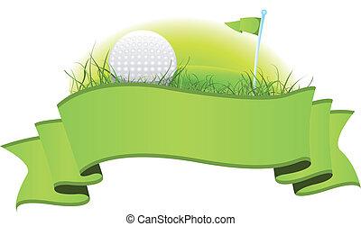 Golfbanner