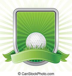 Golfdesign-Element
