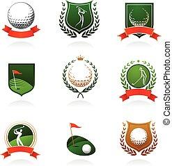 Golfinsignia
