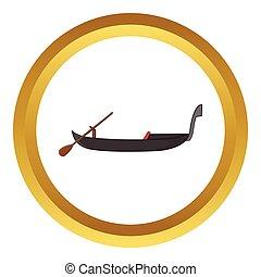 Gondola-Vektor-Icon.