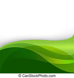Grüner Natur abstrakter Hintergrund.