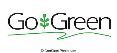 Grüner Typ