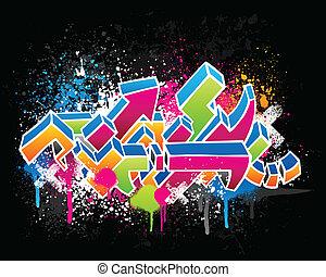 graffiti, design