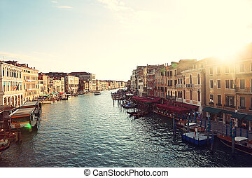 Grand Canal, venice, italy - Canal Grande