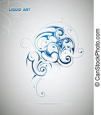 Graphisches Design-Element