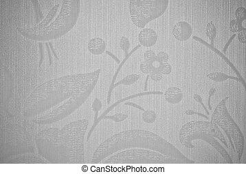 Graue Blume abstrakter Hintergrund oder Textur.