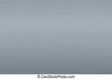 Grauer metallischer Hintergrund