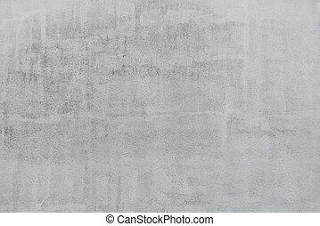 Grauer Stuck Wand Textur Hintergrund.