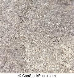 Grauer Travertin Naturstein Textur Hintergrund