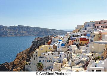 Griechenland Santorini