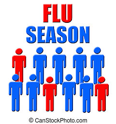 Grippesaison