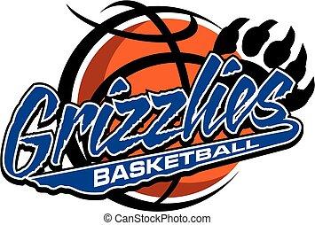 Grizzlies Basketball.