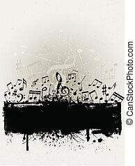 Grunge-Musik.
