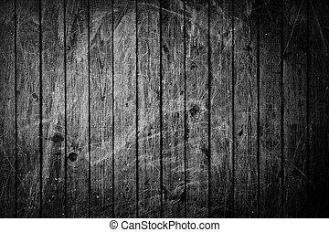 Grunge Planks Hintergrund