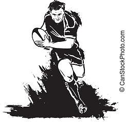 Grunge Rugby