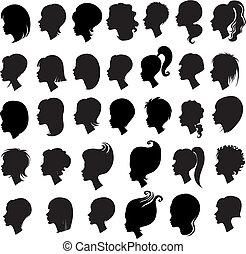 Haare für Frauen