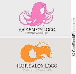 Haarsalon Logo