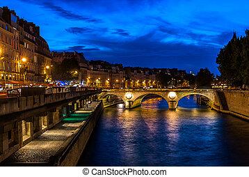 Hafenstadt Frankreich