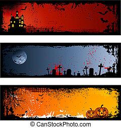 halloween, hintergruende