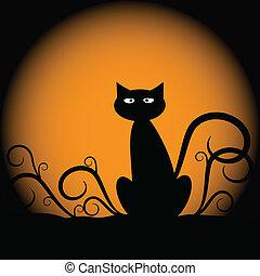 halloween, katz