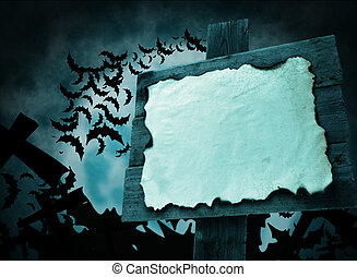 Halloween Pointer Blue Farbe