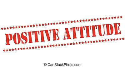 haltung, positiv