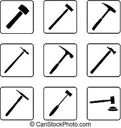 Hammer zwei