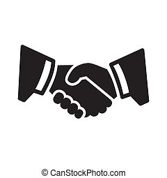 Handshake Ikone