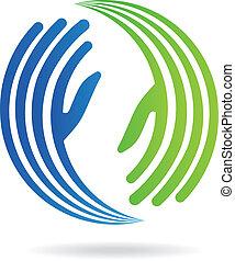 Handspakt-Logo