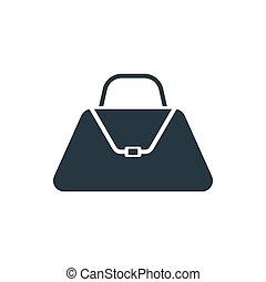 handtasche, ikone