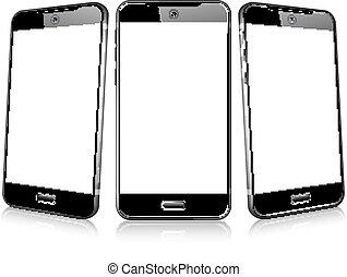 Handy Smart Handy 3D und 2D.