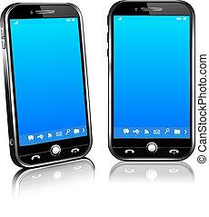 Handy Smart Handy 3D und 2D