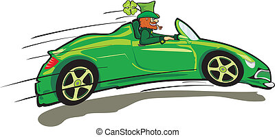 Happy St. Patrick's Day - Kobold