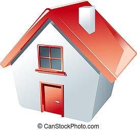 Haus-Ikone