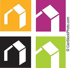 Haus-Ikonen