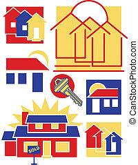 Haus-Ikonensammlung 1