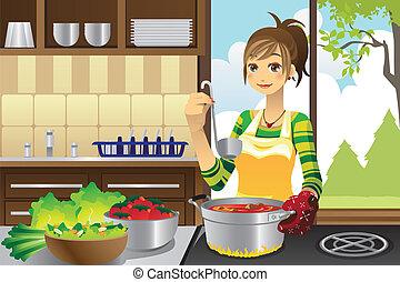 Hausfrauenkost